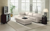 Living Room Furniture-The Ciera III Collection-Ciera III 2 Pc. Sectional