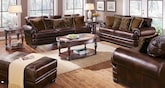 Living Room Furniture-The Leopold Collection-Leopold Sofa