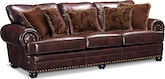Living Room Furniture-Westover Sofa