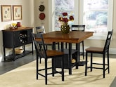 Dining Room Furniture-The Memphis Collection-Memphis Sideboard