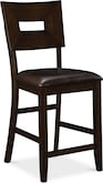 Dining Room Furniture-Blake II Counter-Height Stool