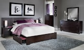 Bedroom Furniture-The Palma II Collection