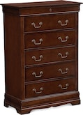 Kids Furniture-Avignon Cherry Chest