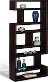 Accent and Occasional Furniture-The Magma Collection-Magma Large Bookcase