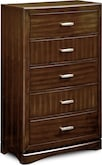 Bedroom Furniture-Claremont Chest