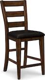 Dining Room Furniture-Morales Counter-Height Stool