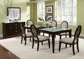 Dining Room Furniture-The Stewart Collection-Stewart Table