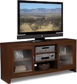 "Entertainment Furniture-The Newton II Collection-Newton II 54"" TV Stand"