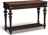 Accent and Occasional Furniture-Galloway Sofa Table