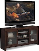 "Entertainment Furniture-Newton III 54"" TV Stand"