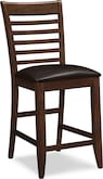Dining Room Furniture-Hillsboro II Counter-Height Stool