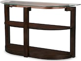 Accent and Occasional Furniture-Kirkland Sofa Table