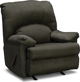 Living Room Furniture-Cormack Rocker Recliner