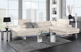 Living Room Furniture-The Madrid Collection-Madrid 2 Pc. Sectional