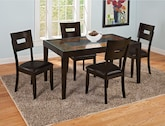 Dining Room Furniture-The Cyprus Collection-Cyprus Table