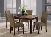Dining Room Furniture-The Baldwin Collection-Baldwin Table