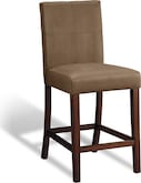 Dining Room Furniture-Baldwin II Counter-Height Stool