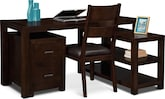 Home Office Furniture-The Westbank Collection-Westbank Desk