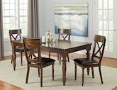 Dining Room Furniture-The Alamo Collection-Alamo Table
