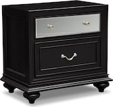 Bedroom Furniture-Hayworth Nightstand