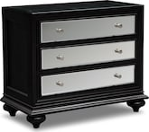 Bedroom Furniture-Marilyn Bedside Chest