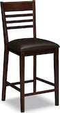 Dining Room Furniture-Lucas Counter-Height Stool