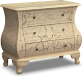 Accent and Occasional Furniture-Tessa Accent Chest