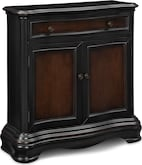 Accent and Occasional Furniture-Carroll Accent Cabinet