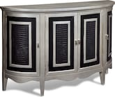 Accent and Occasional Furniture-Hollywood Door Console