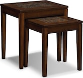 Accent and Occasional Furniture-Shannon Nesting Tables