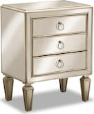 Accent and Occasional Furniture-Fitzgerald Accent Chest
