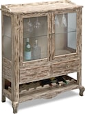 Accent and Occasional Furniture-Newstead Wine Cabinet