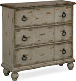 Accent and Occasional Furniture-Alcott Accent Console