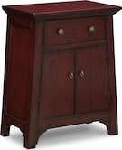 Accent and Occasional Furniture-Tarita Accent Cabinet