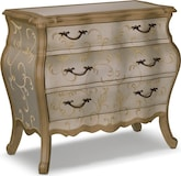 Accent and Occasional Furniture-Miranda Accent Chest