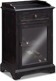 Accent and Occasional Furniture-Kemble Wine Cabinet