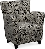 Living Room Furniture-Elle Accent Chair
