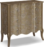 Accent and Occasional Furniture-Marisol Hall Console