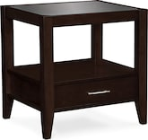 Accent and Occasional Furniture-Patton End Table
