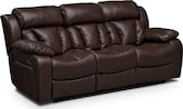 Living Room Furniture-Maverick Reclining Sofa