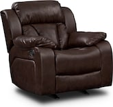 Living Room Furniture-Marshall Rocker Recliner