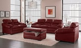 Living Room Furniture-The Torino III Collection-Torino III Sofa