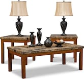 Accent and Occasional Furniture-Erickson Accent Tables and Accessories