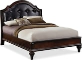 Bedroom Furniture-Dover Queen Bed