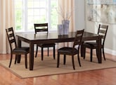 Dining Room Furniture-The Abaco Collection-Abaco Table