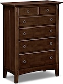 Kids Furniture-Wentworth Dark Chest