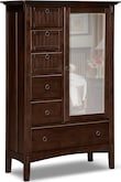 Arts & Crafts Dresser by American Signature