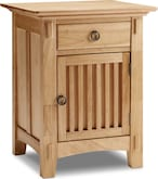 Kids Furniture-Wentworth Light Nightstand
