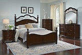 Bedroom Furniture-The Lowell Collection-Lowell Queen Bed
