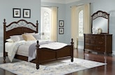 Bedroom Furniture-Lowell 5 Pc. King Bedroom